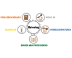 Infographic: Wat is beleving van procesmanagement?