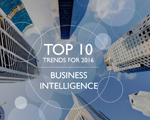 Business Intelligence top 10 ontwikkelingen voor de industrie