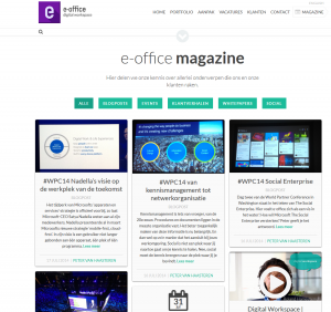 e-office magazine